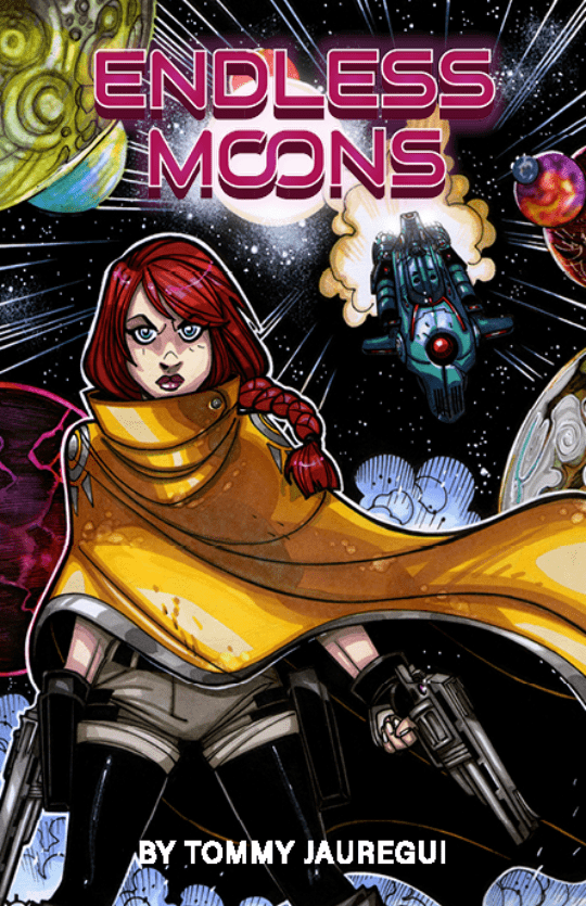 Endless Moons Teaser, Issue #1
