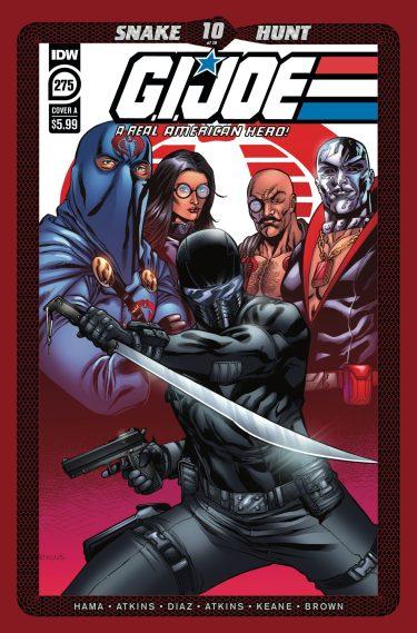G.I. Joe: A Real American Hero #275