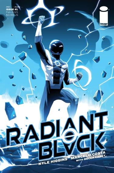 Radiant Black #1