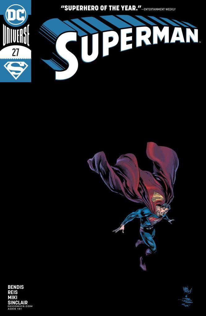 Review Superman #27 | The Aspiring Kryptonian