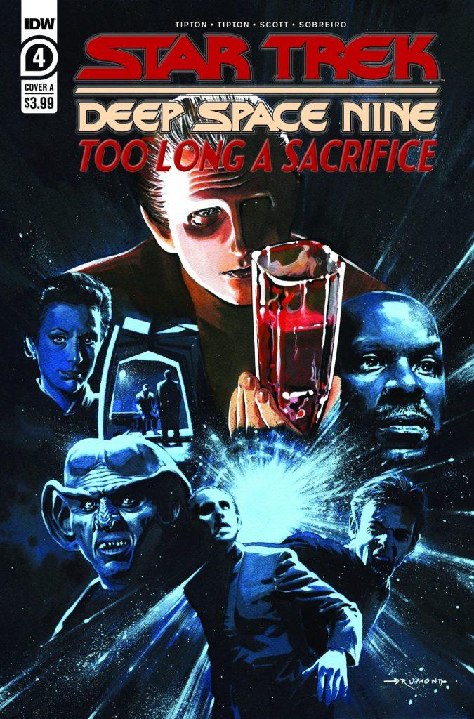 Star Trek: Deep Space Nine: Too Long a Sacrifice #4