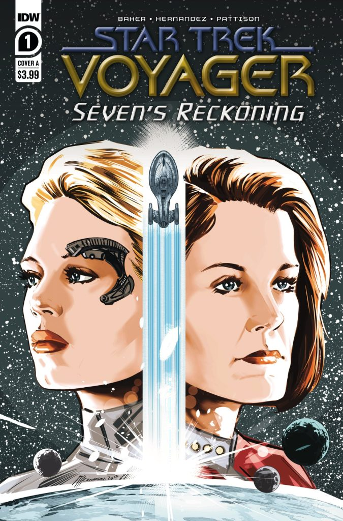 Star Trek: Voyager: Seven's Reckoning #1 (of 4)