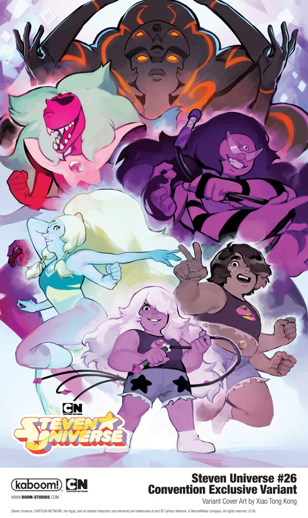 Steven Universe #26 Convention Exclusive Variant