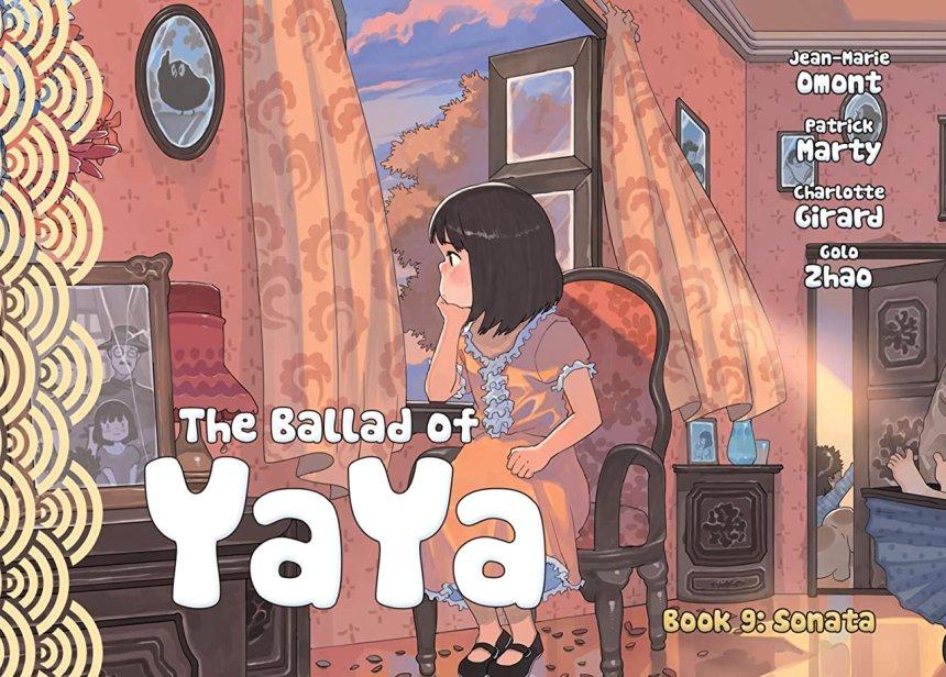 The Ballad of Yaya #9: Sonata