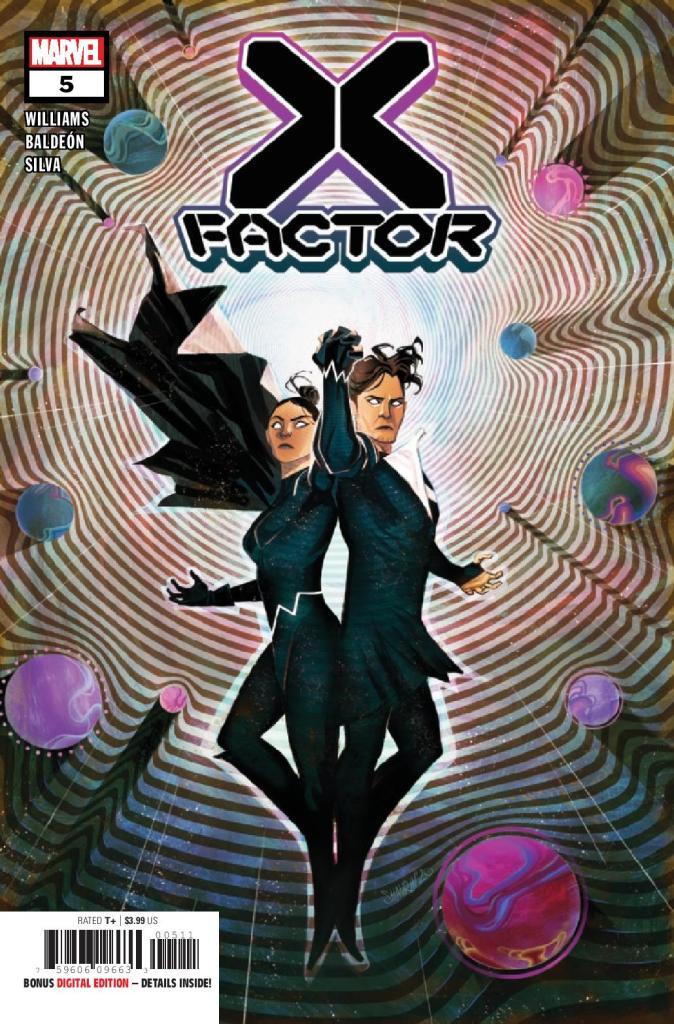X-Factor #5