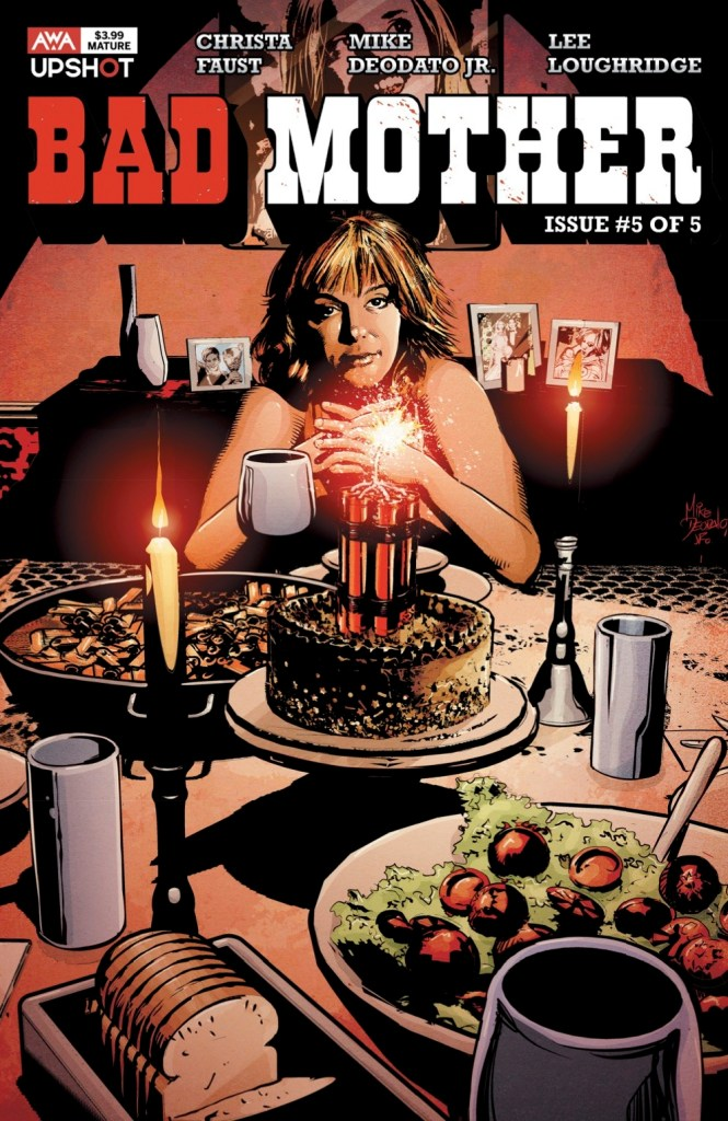 Bad Mother #5 (of 5)