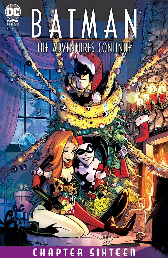 Batman: The Adventures Continue (2020-) #16