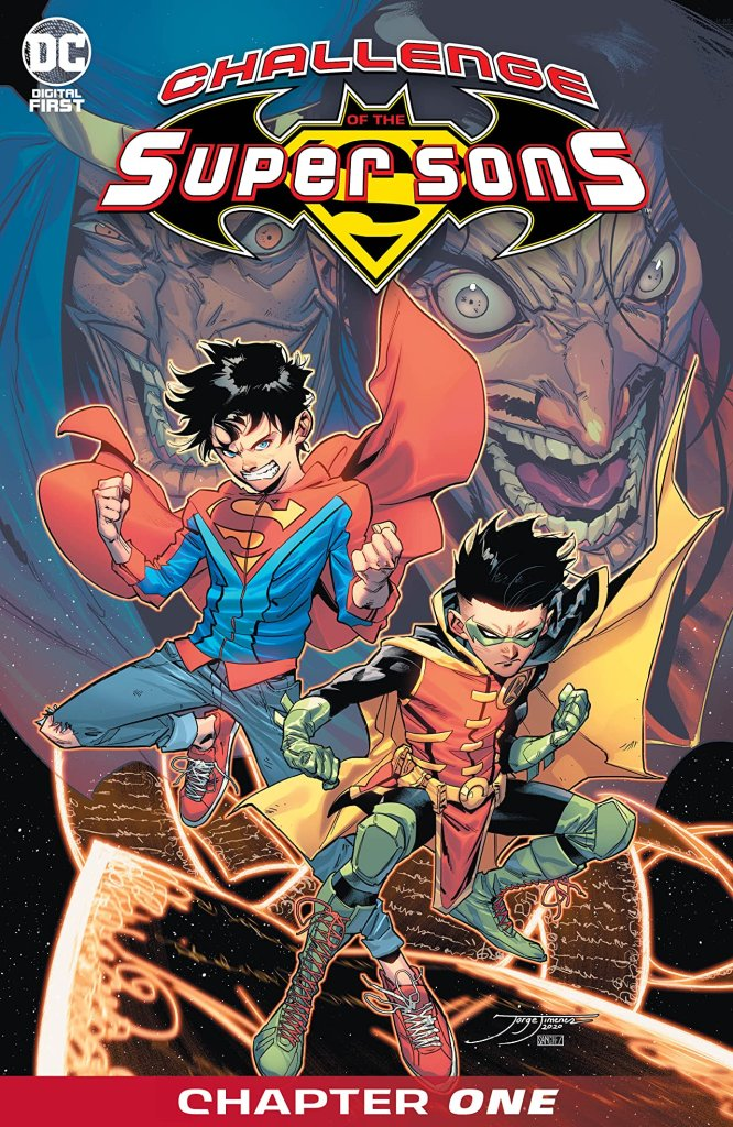 Challenge of the Super Sons (2020-) #1