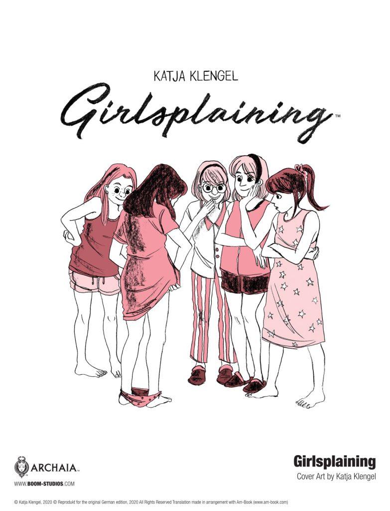 GIRLSPLAINING: A (Sorta) MEMOIR