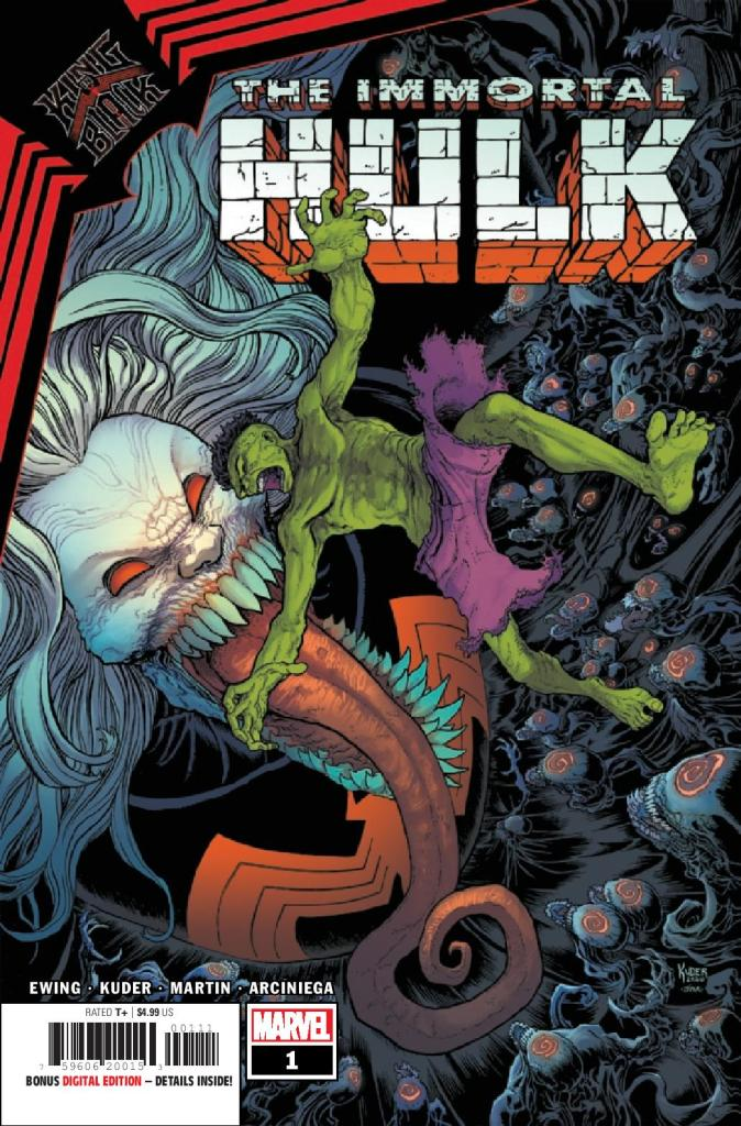 King in Black: The Immortal Hulk #1