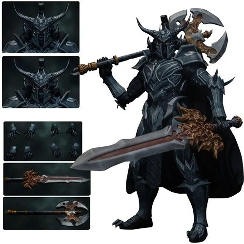 Injustice: Gods Among Us Ares 1:10 Scale Action Figure