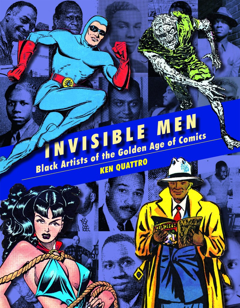 Invisible Men: Trailblazing Black Artists of Comic Books