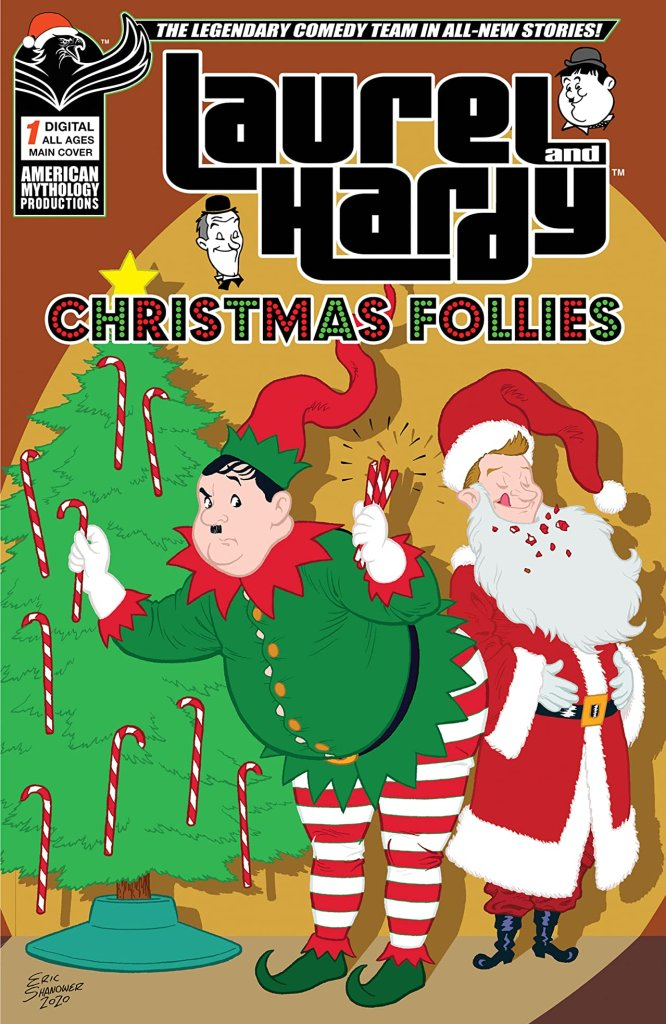 Laurel & Hardy: Christmas Follies #1
