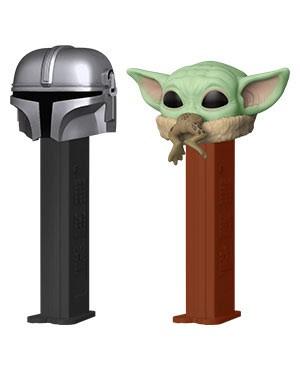 Pop! Pez: Star Wars- The Mandalorian & The Child