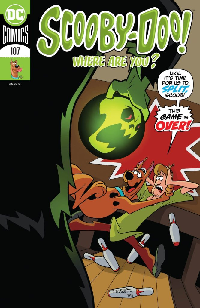 Scooby-Doo, Where Are You? #107