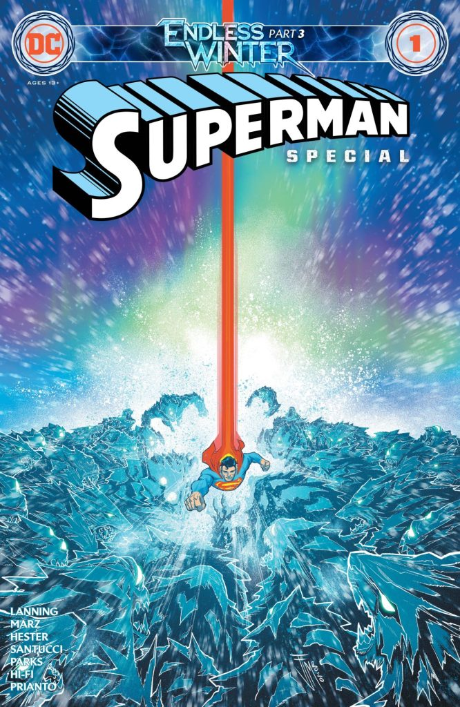 Superman: Endless Winter Special #1