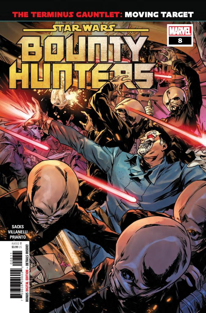 Star Wars: Bounty Hunters #8