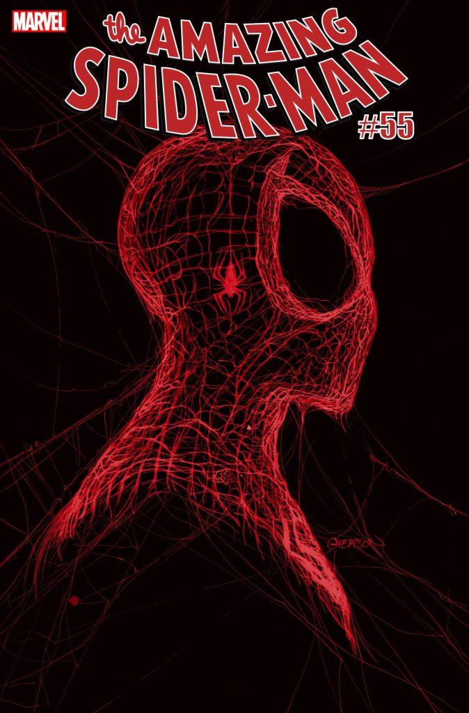 Amazing Spider-Man #55 2nd printing