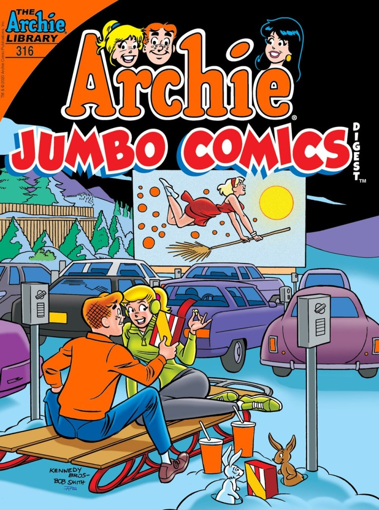 ARCHIE JUMBO COMICS DIGEST #316