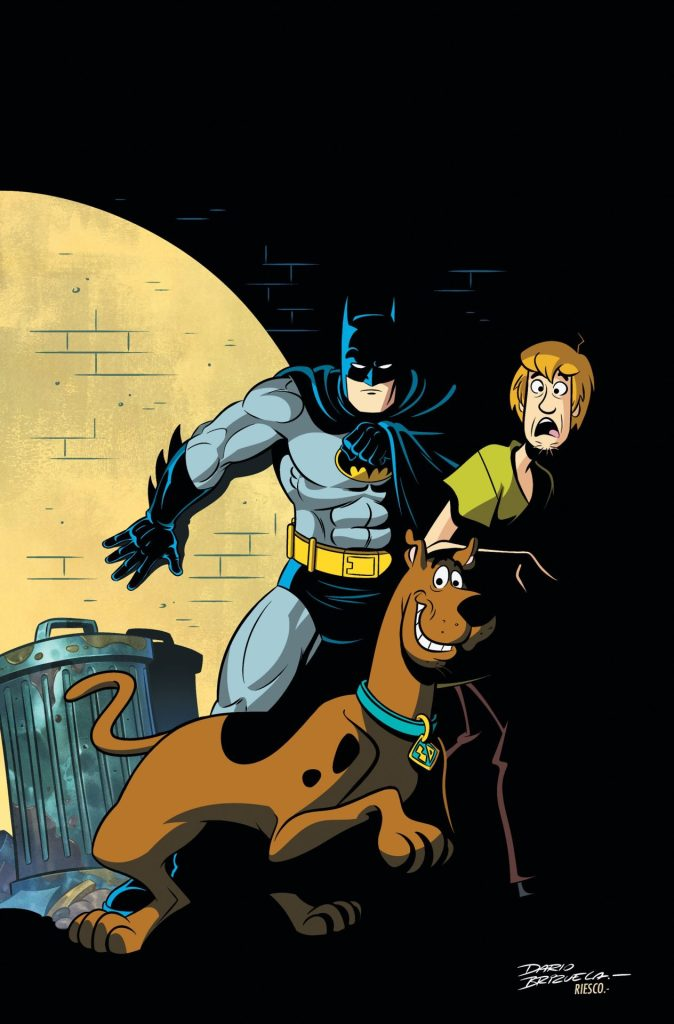 Batman & Scooby-Doo Mysteries