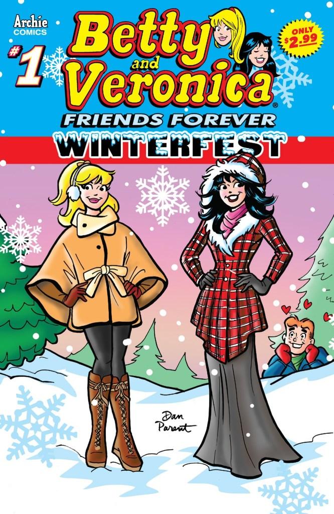 BETTY & VERONICA FRIENDS FOREVER: WINTERFEST #1
