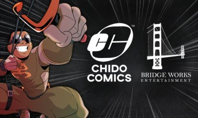 Chido Comics Bridge Works Entertainment