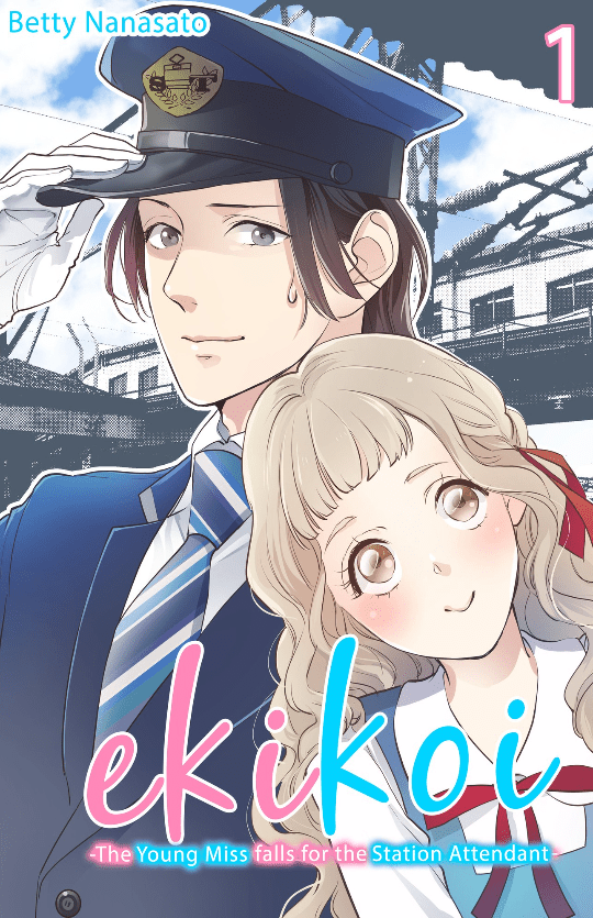 Ekikoi: The Young Miss Falls for the Station Attendant