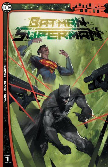 Future State: Batman/Superman #1