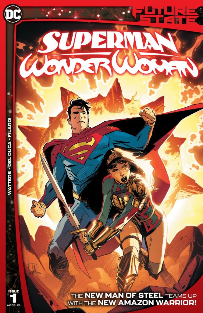 Future State: Superman/Wonder Woman #1