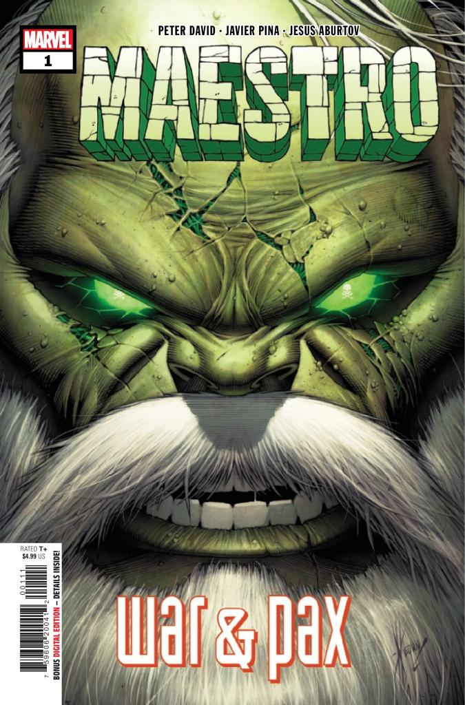 Maestro: War and Pax #1 (of 5)