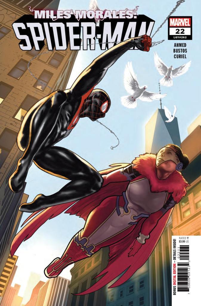 Miles Morales: Spider-Man #22
