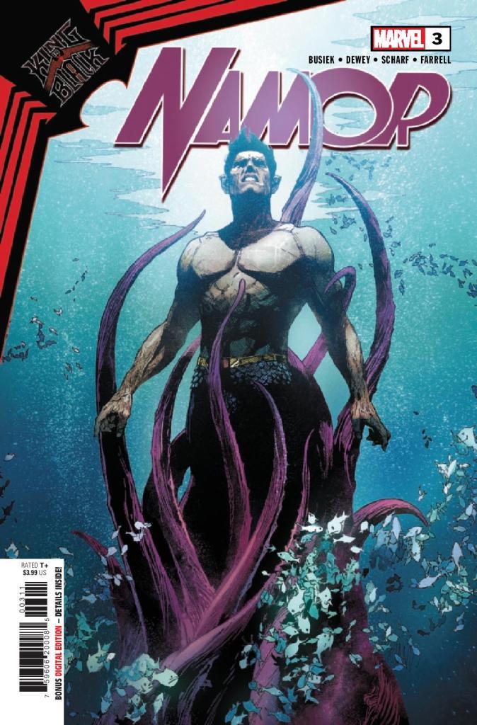 King in Black: Namor #3 (of 3)