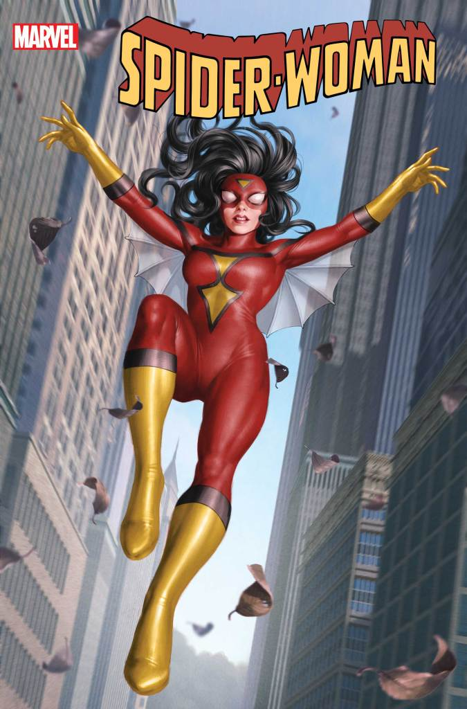 Spider-Woman #11 Junggeun Yoon Cover