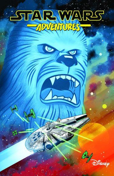 Star Wars Adventures: Rise of the Wookies