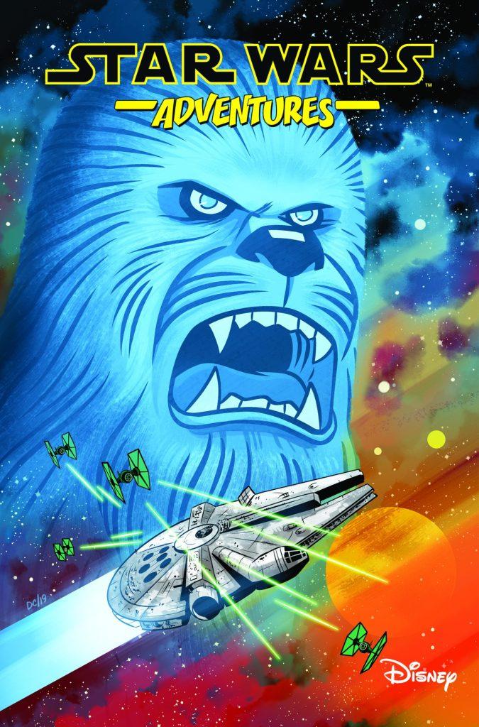Star Wars Adventures Vol. 11 Rise of the Wookies
