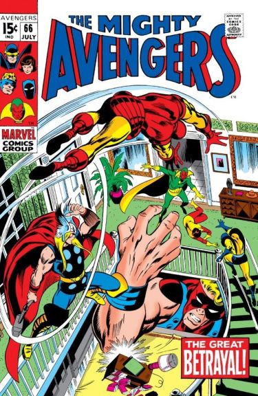 The Mighty Avengers #66