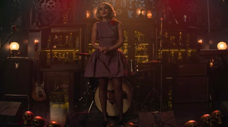 "THE CHILLING ADVENTURES OF SABRINA S4E2 ""CHAPTER THIRTY: THE UNINVITED"""
