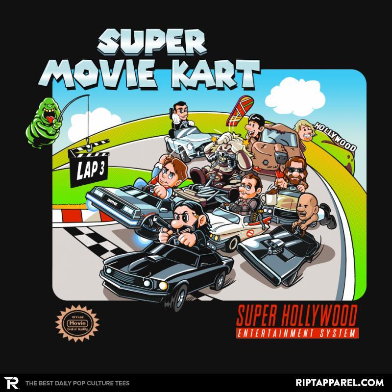 Super Movie Kart