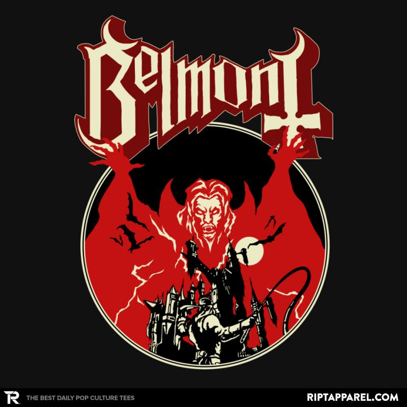 Belmont Opus Red