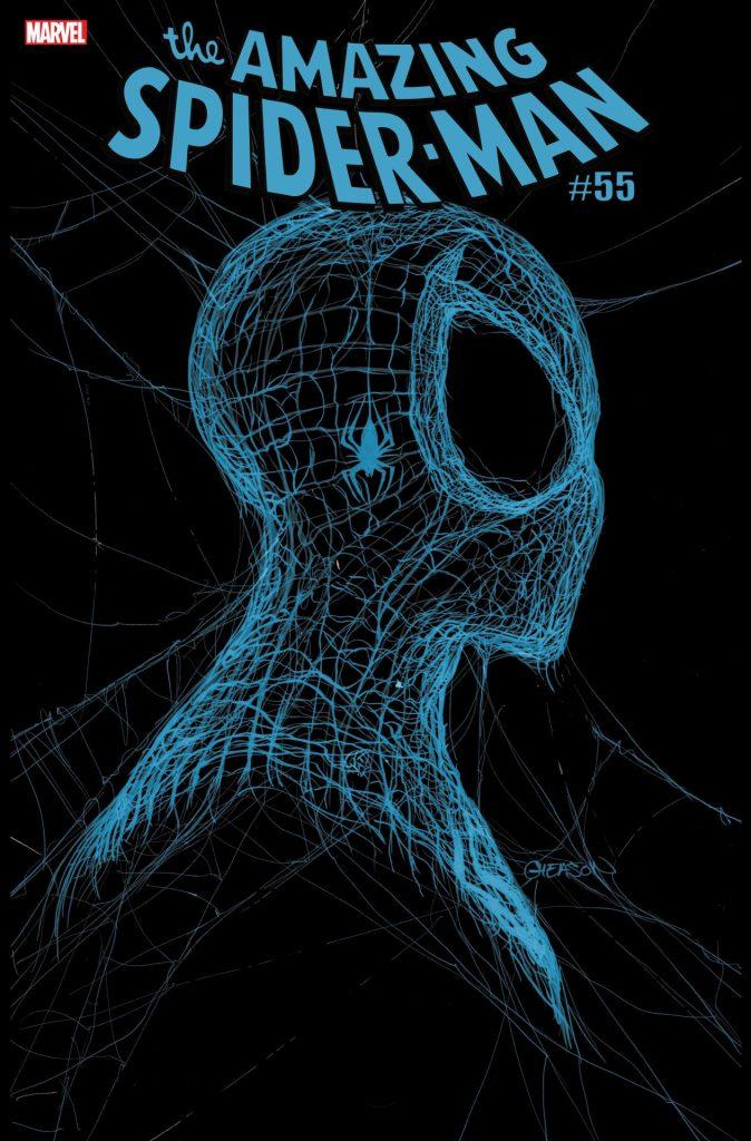 AMAZING SPIDER-MAN #55 Third Printing Variant