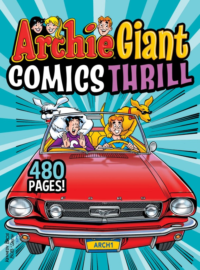 ARCHIE GIANT COMICS THRILL (TR)