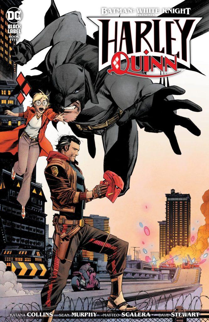 Batman: White Knight Presents: Harley Quinn #5