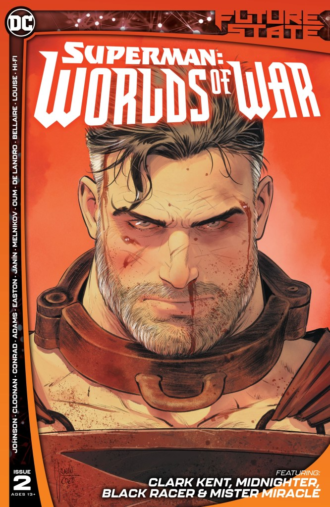 Future State: Superman: Worlds of War #2