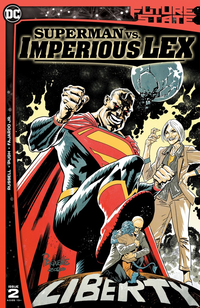 Superman vs. Imperious Lex #2