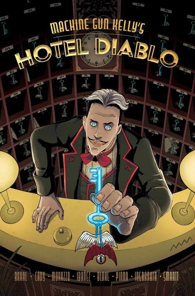 Machine Gun Kelly's Hotel Diablo