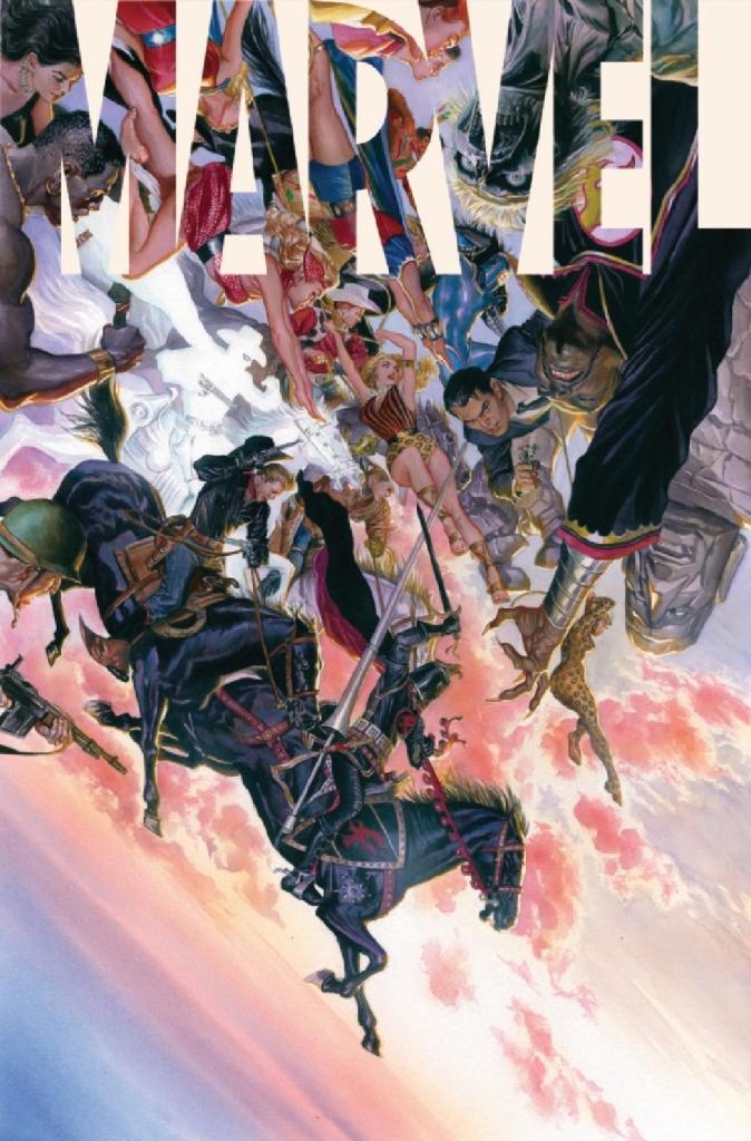 Marvel #5 (of 6)