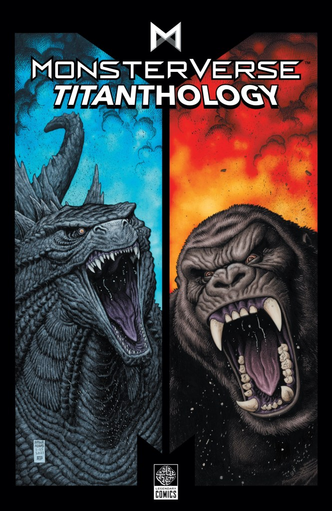 MONSTERVERSE TITANTHOLOGY VOL. 1