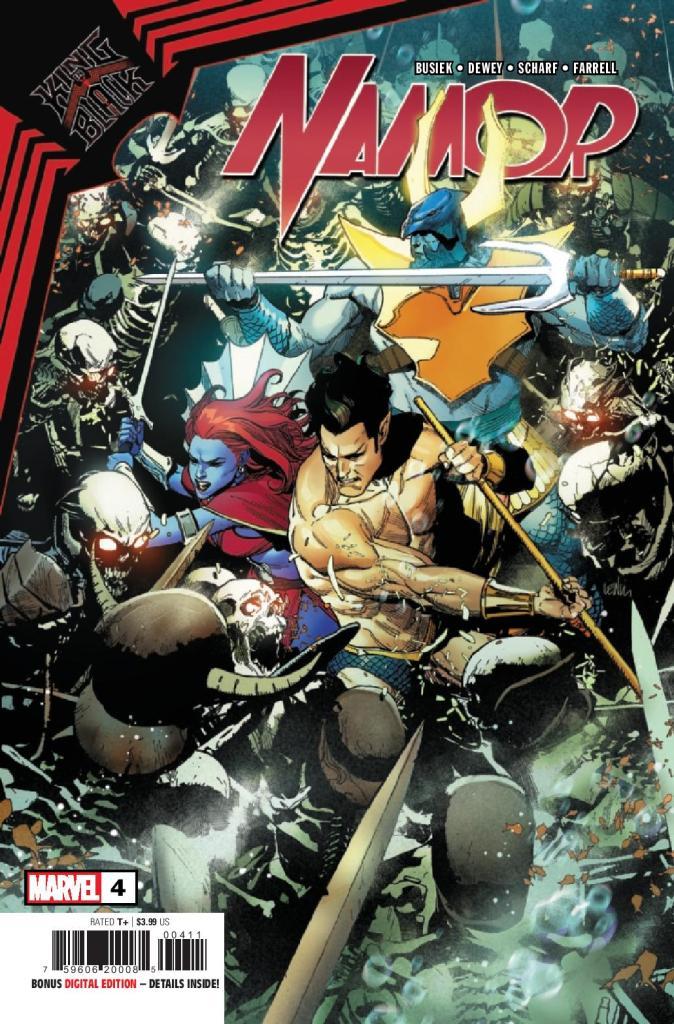 King in Black: Namor #4 (of 5)