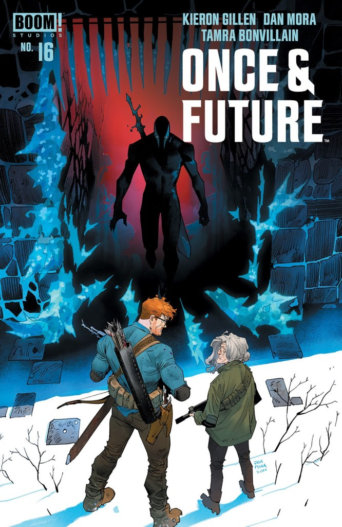 Once & Future #16