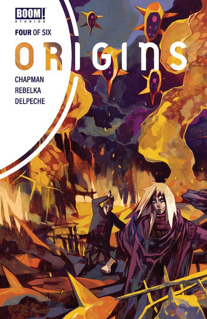 Origins #4 (of 6)